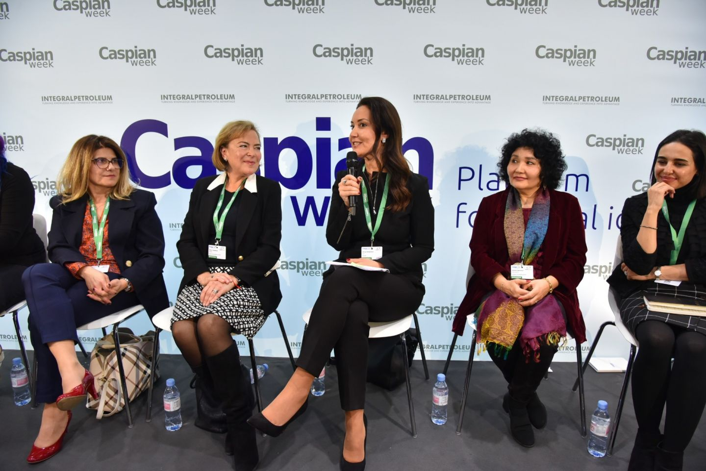 Adviye Bergemann Represented Turkey At Women Leaders Panel At World Economic Forum